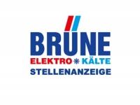 Obermonteur/Monteur (m/w/d) bei Elektro Brüne gesucht