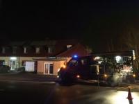 Feuer in Asylunterkunft - Fahndung nach Täter läuft
