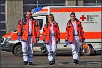 Frankenberger Rettungsdienst-Azubis gehen ihren Weg