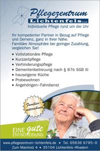 Pflegezentrum Lichtenfels