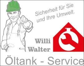 Willi Walter Öltank-Service