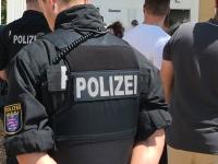 Die Polizei musste in Willingen einige Platzverweise aussprechen.