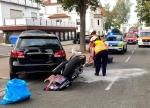 Die Ermittlungen zum schweren Unfall in Bad Wildungen dauern an.