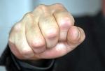 Die Polizei musste zwei gewaltbereite Männer vorläufig in Gewahrsam nehmen.