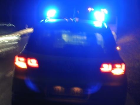 Ein alkoholisierter Belgier flüchtete am Samstag von zwei Unfallstellen.