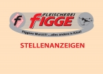 Die Fleischerei Figge sucht ab sofort neue Mitarbeiter.