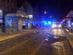 In Kassel verunfallte ein 32-Jähriger am Samstag schwer.