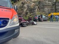Am 21. September 2021 ereignete sich ein Verkehrsunfall am