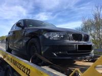 Bei Frankenberg kam es am Montag zu einem Verkehrsunfall.