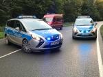 Ein Verkehrsunfall ereignete sich auf der Landesstraße zwischen Massenhausen und Vasbeck am 24. Juni.