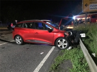 Auf der Bundesstraße 485 ereignete sich am 2. Juni bei Bad Wildungen ein schwerer Verkehrsunfall.