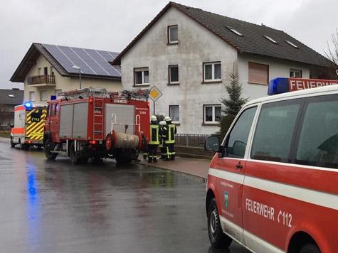 Birkenbringhausen: am 13. Januar kam es in einer Heizungsanlage zu einer Verpuffung