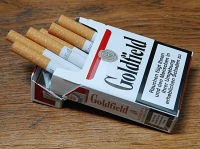 In Battenberg wurde ein Zigarettenautomat abgeflext.