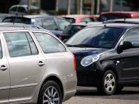 Am 19. Juli ereignet sich ein Unfall auf dem REWE-Parkplatz in Volkmarsen.