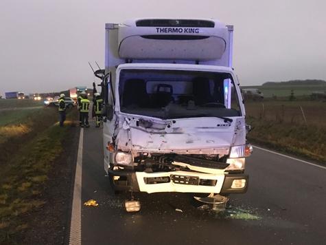 Ein schwerer Unfall ereignete sich am 4. Dezember bei Goddelsheim.