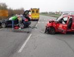 Die Fahrt nach Allendorf endete am 6. April für einen Mann aus Frankenberg nach einem Verkehrsunfall  im Krankenhaus