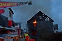 Das Haus der beiden Familien wurde komplett zerstört.