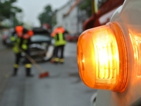 Ein Unfall mit Sachschäden und einer leicht verletzten Person ereignete sich am 17. September 2020 in Bad Wildungen.