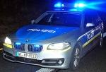 Volkmarsen: Die Polizei konnte einen Unfalflüchtigen nach kurzer Zeit anhalten und überprüfen.