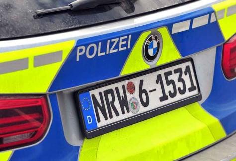 Die Polizei im Hochsauerlandkreis musste am 26. Oktober einen Verkehrsunfall bei Madfeld aufnehmen.