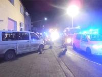 In Marsberg ereignete sich am Sonntag ein schwerer Unfall.