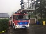 Am 28. Mai kam es im Frankenberger Ortsteil  Geismar zu einem Wohnhausbrand - Brandermittler schätzen den Schaden auf 400.000 Euro