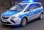 Zeugen einer rasanten Flucht sucht die Polizei in Marburg-Biedenkopf