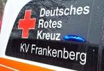 Auf der Landesstraße 3332 verunfallte am Freitag ein 17-Jähriger.