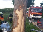 Ein schwerer Verkehrsunfall ereignete sich am 4. Mai auf der Landesstraße zwischen Heringhausen und Rhenegge.