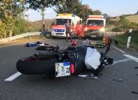 Ein schwerer Verkehrsunfall ereignete sich am 23. September 2020 auf der K 69 zwischen Giebringhausen und Stormbruch.