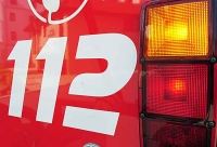30 Einsatzkräfte der Feuerwehr rückten am Mittwoch in die Siegener Straße aus.