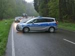 Auf der Bundesstraße 253 ereignete sich am 13. September ein Unfall - es werden Zeugen gesucht.
