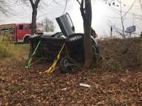 In Diemelstadt ereignete sich am 25. November ein tödlicher Verkehrsunfall.