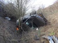 Auf der A 44 kam es am Montagvormittag zu einem schweren Unfall.