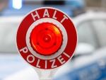 Die Polizei musste am 19. Dezember einen Sattelzug stoppen.