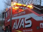 Unfall im Frankenberger Ortsteil Geismar am 29. Juni 2020 - zwei VW-Golf kollidierten auf der Bundesstraße 253.