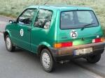 Die Kasseler Polizei kontrollierte am Mittwoch einen gedrosselten Fiat.