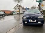 Am 13. Februar ereignete sich ein Unfall mit zwei Schwerverletzten in Vöhl.