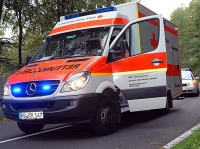 Am 28. September ereignete sich ein Alleinunfall auf der Landesstraße 3076 zwischen Sachsenberg und Schreufa - ein schwarzer Citroen wurde völlig zerstört.
