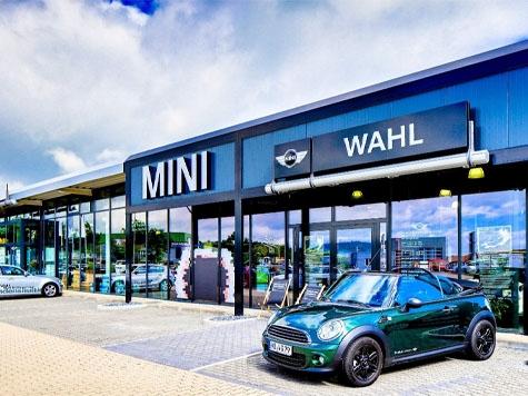 In Korbach wird bei BMW eine Reinigungskraft gesucht.