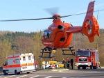 Ein Verkehrsunfall mit verletzten Personen ereignete sich am 1. Mai auf der Strecke zwischen Rhadern und Dalwigksthal