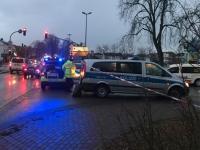 Am 17. Januar 2019 ereignete sich ein Verkehrsunfall am Bad Arolser Bahnhof - eine Schülerin verstarb an der Unfallstelle