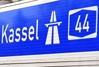 Ein schwerer Verkehrsunfall ereignete sich auf der A 44.