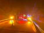 Ein Alleinunfall ereignete sich auf der Kreisstraße 118 am 12. Oktober in der Großgemeinde Burgwald.