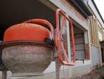 In Paderborn ereignete sich am Dienstag ein tödlicher Arbeitsunfall.