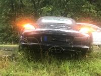 B 252: Auf dem Teilstück zwischen Bad Arolsen und Diemelstadt wird oft mit nicht angepasster Geschwindigkeit gefahren - immer wieder ereignen sich schwere Unfälle.