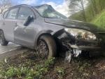 Zwischen Flechtdorf und Adorf verunfallte am Freitag eine 22-Jährige.