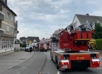 Die Briloner Wehr wurde am Donnerstag zu einem mutmaßlichen Schornsteinbrand alarmiert.