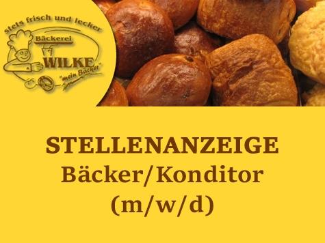 Die Bäckerei Wilke in  Willingen sucht Verstärkung.