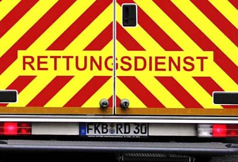 Ein RTW wurde am 16. September nach Vöhl beordert - dort war es zu einem Unfall gekommen, der Motorradfahrer wurde leicht verletzt.